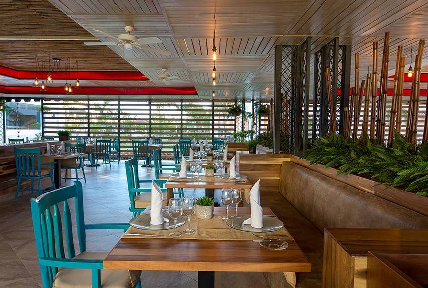 Grand Bahia Principe Aquamarine - Mashua - Restaurant