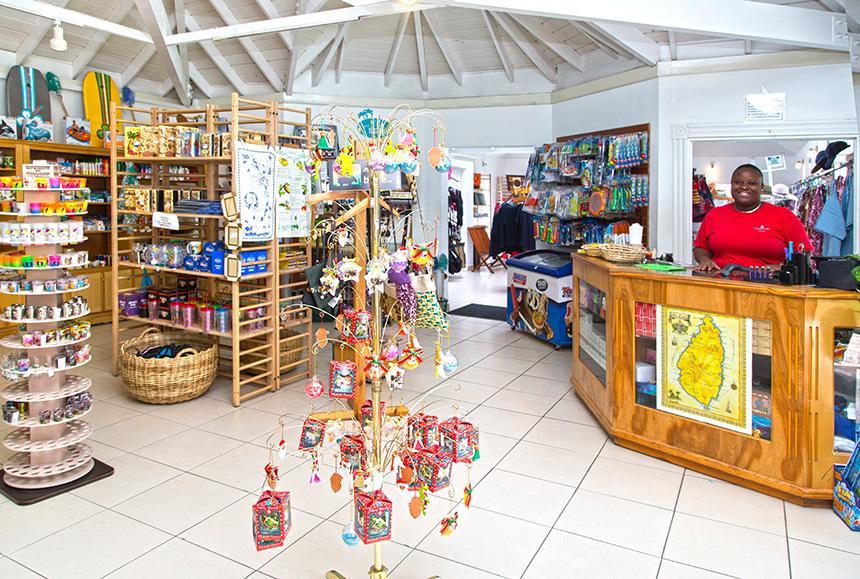 St James Club Morgan Bay -St James Club Morgan Bay  - Gift Shop