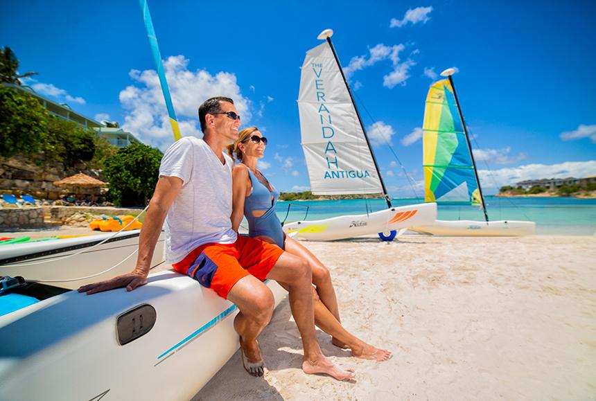 Verandah Rst & Spa - The Verandah Resort & Spa - Hobie Cat Sailing