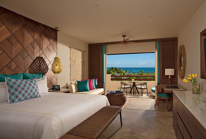 Secrets Maroma Beach Riviera Cancun - Secrets Maroma Beach Riviera Cancun - Jr. Suite ocean View