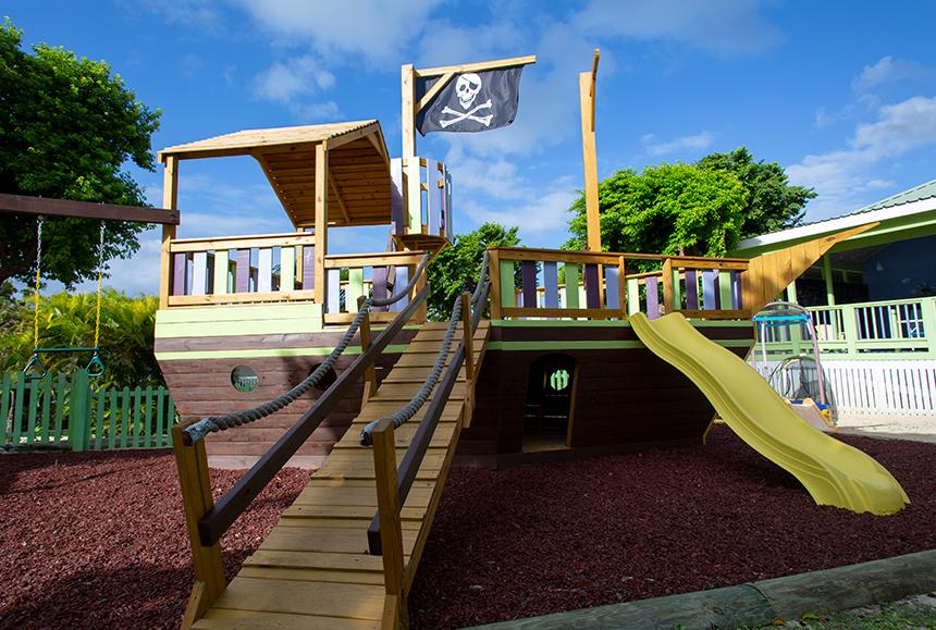 Verandah Rst & Spa - The Verandah Resort & Spa - Kids Club Pirate Ship Playground