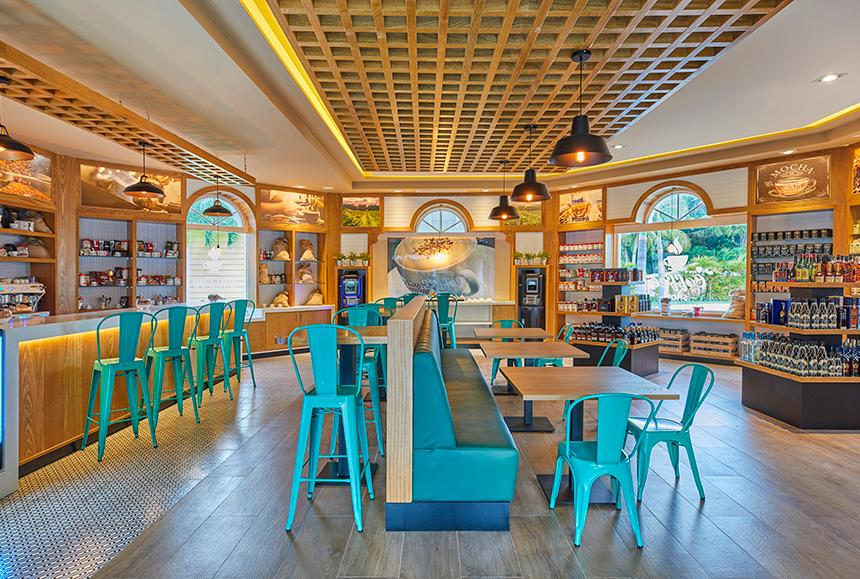 Luxury Bahia Principe Ambar - Coffee Shop
