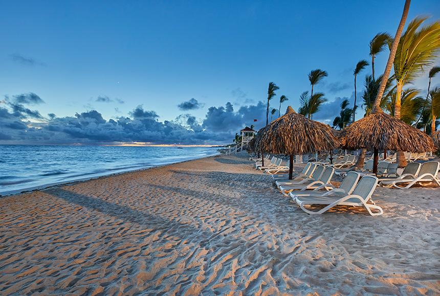 Luxury Bahia Principe Ambar - Beach