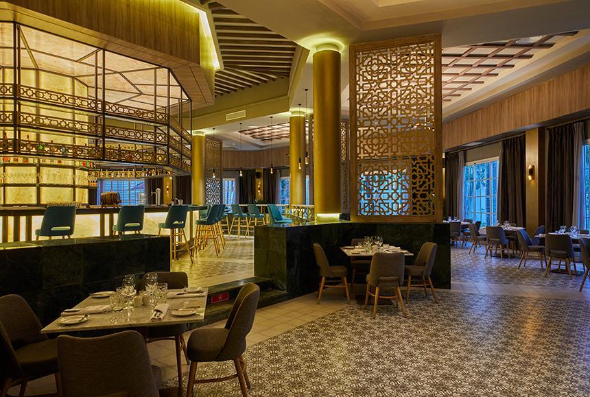 Luxury Bahia Principe Ambar - Don Pablo Gourmet Restaurant