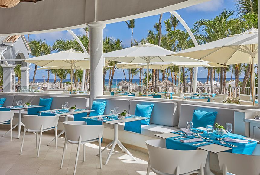 Luxury Bahia Principe Ambar - Beach Restaurant - Las Brisas