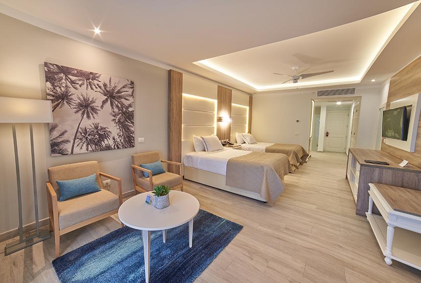 Luxury Bahia Principe Ambar - Junior Suite Deluxe room