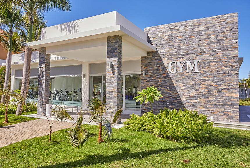 Luxury Bahia Principe Ambar - Gym