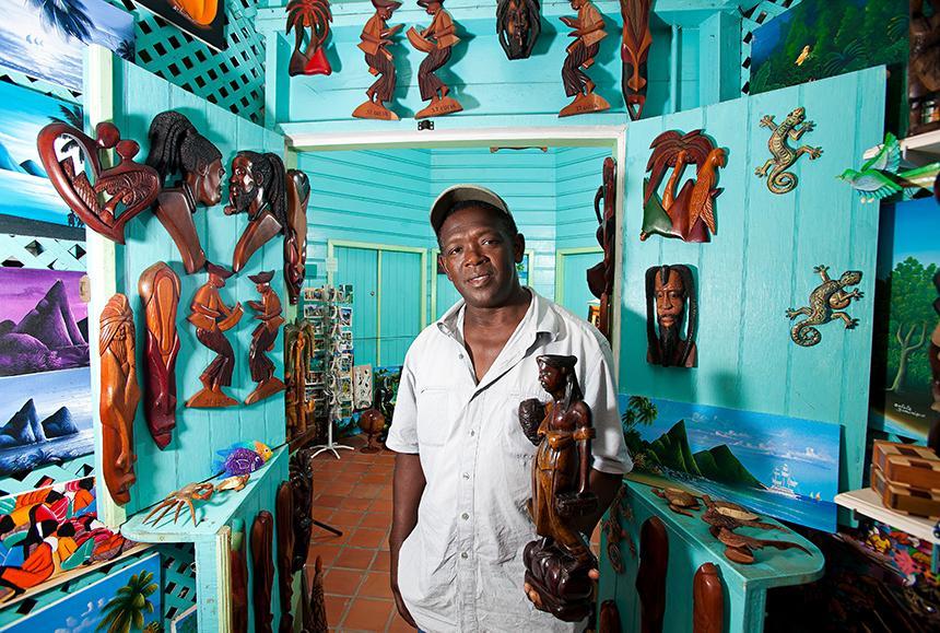 St James Club Morgan Bay -St James Club Morgan Bay  - Local Artisan Shoppe