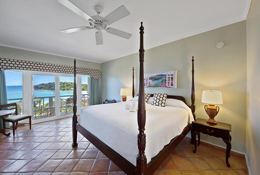 Pineapple Beach Club - Pineapple Beach Club Antigua - Oceanview Room