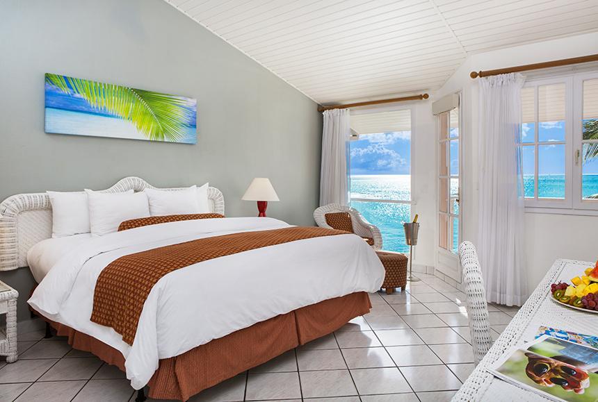 St James Club Morgan Bay -St James Club Morgan Bay  - Oceanview Room