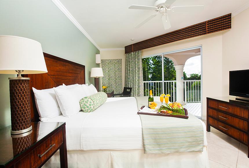 St James Club Morgan Bay -St James Club Morgan Bay  - One Bedroom Gardenview Suite
