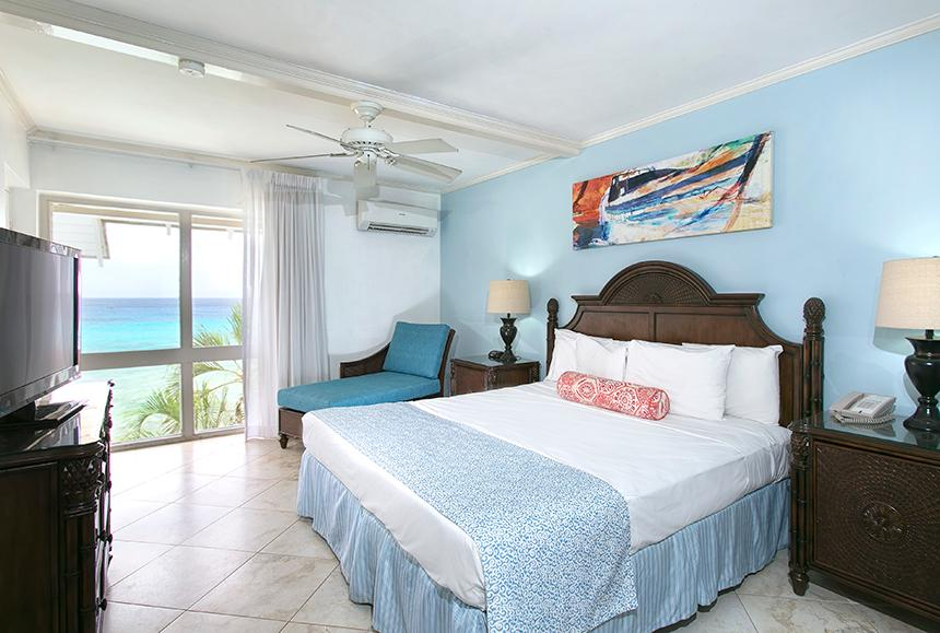 The Club-The Club - One Bedroom Oceanfront Suite