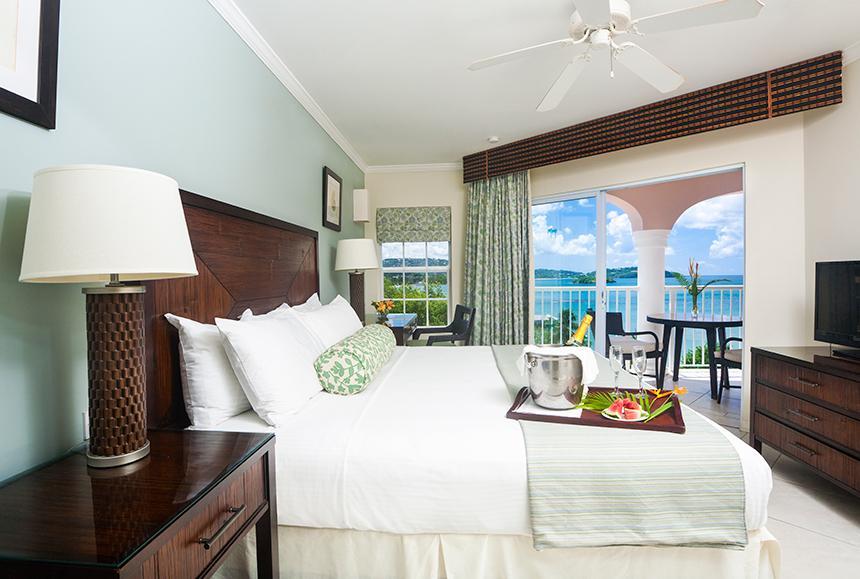 St James Club Morgan Bay -St James Club Morgan Bay  - One Bedroom Oceanview Suite