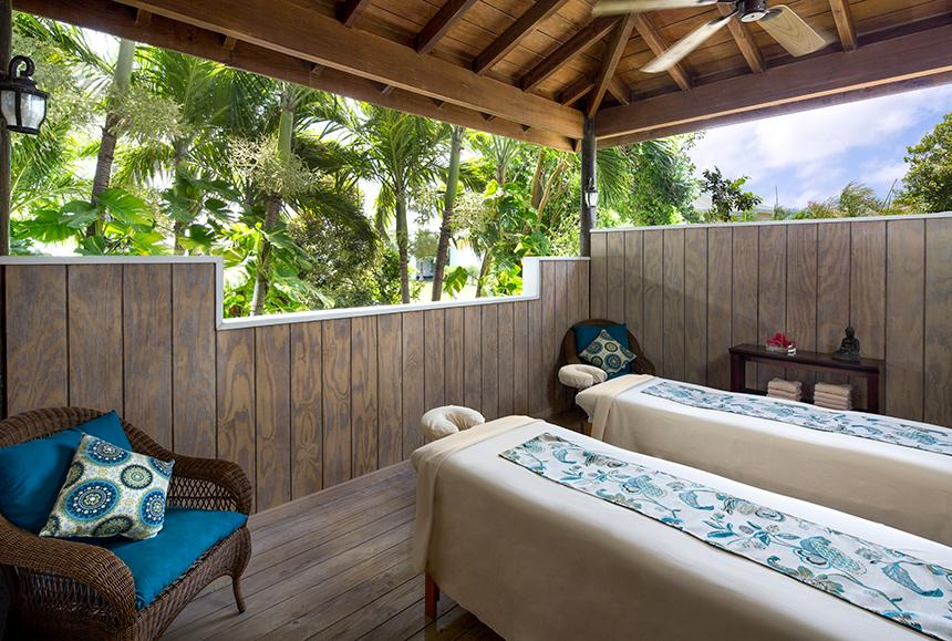 Verandah Rst & Spa - The Verandah Resort & Spa - Outdoor Massage Pavilion