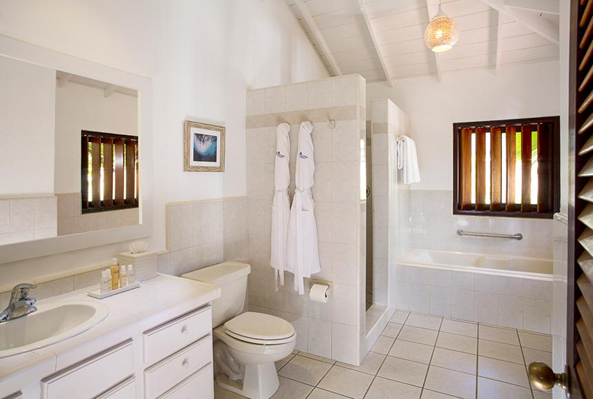 Palm Island An Elite Island-Palm Island An Elite Island - Palm View Room Bathroom