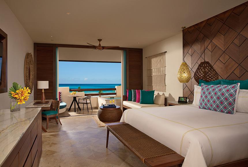Secrets Maroma Beach Riviera Cancun - Secrets Maroma Beach Riviera Cancun - Preferred club junior suite ocean front