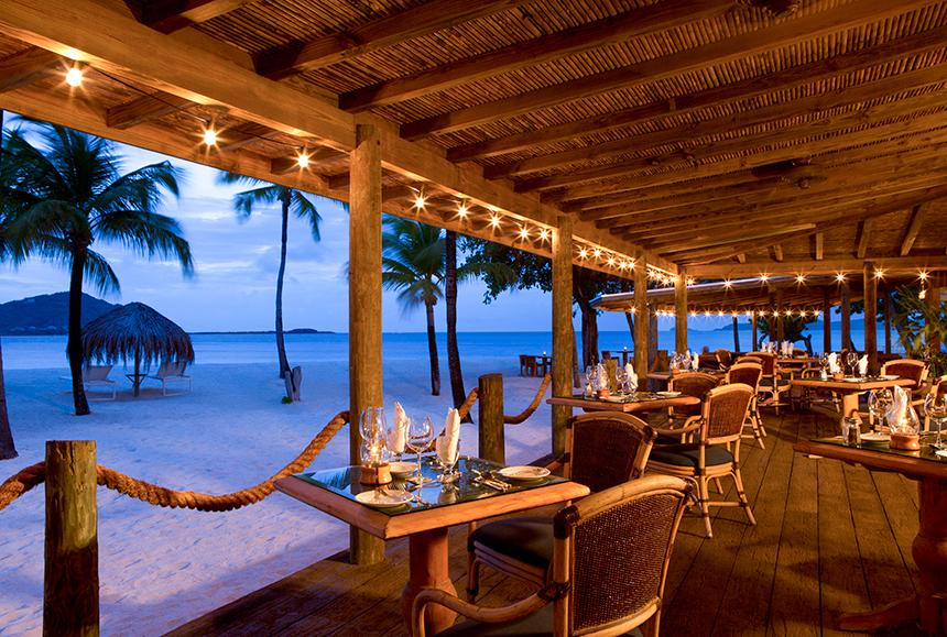 Palm Island An Elite Island-Palm Island An Elite Island - Royal Palm Restaurant