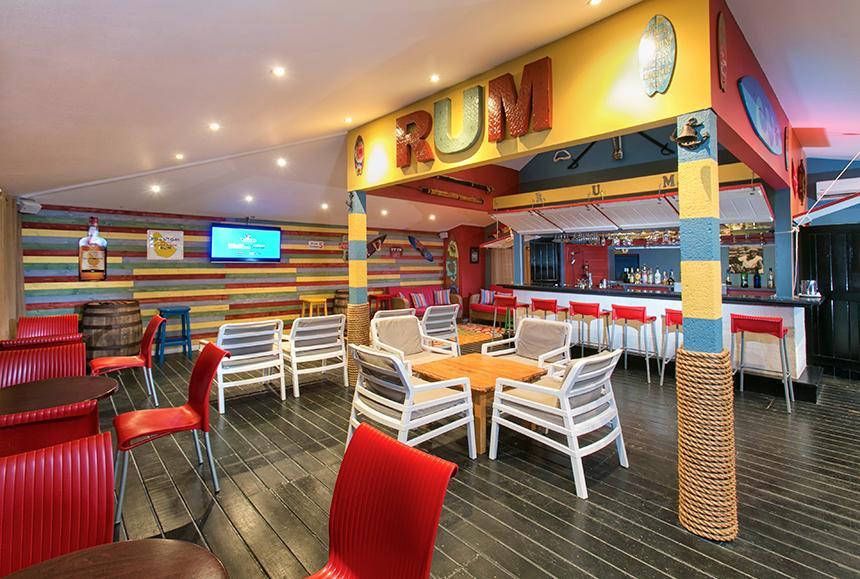 The Club-The Club - Rum Shop Bar