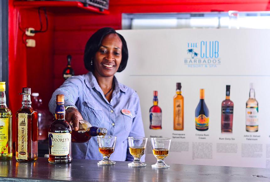 The Club-The Club - Rum Tasting