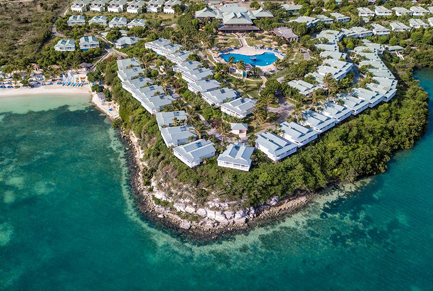Verandah Rst & Spa - The Verandah Resort & Spa - Signature Shot - Aerial