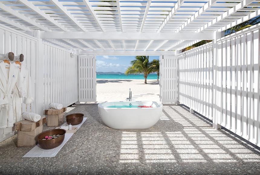Palm Island An Elite Island-Palm Island An Elite Island - Spa Soaking Tub