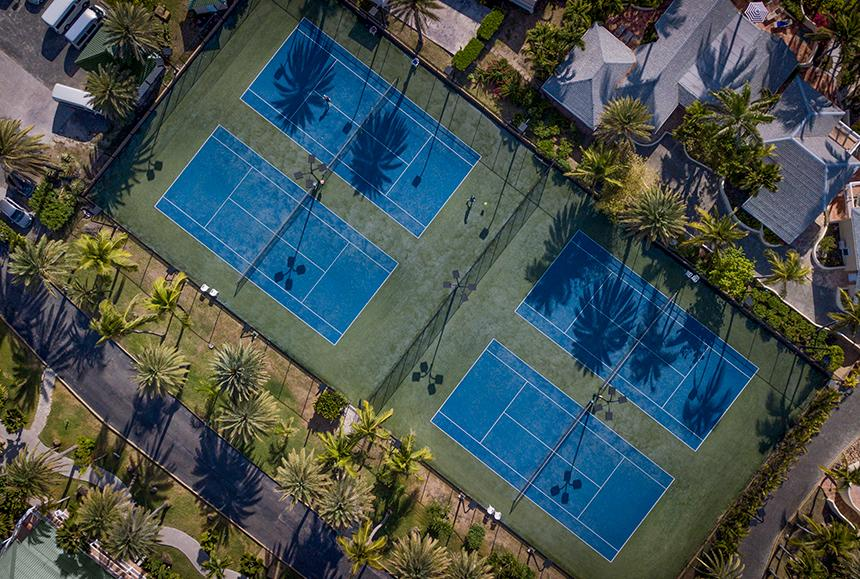 St James Club & Villas - St James Club & Villas - Tennis Courts