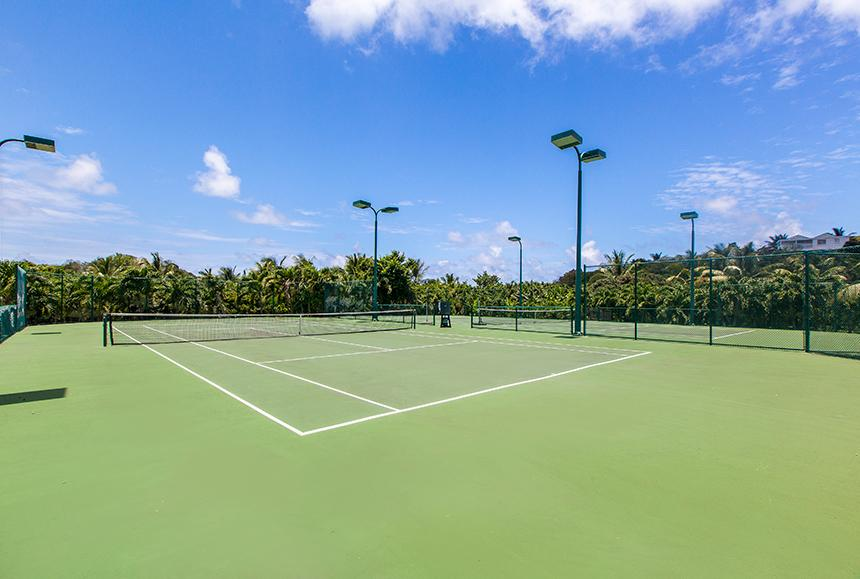 Verandah Rst & Spa - The Verandah Resort & Spa - Tennis Courts