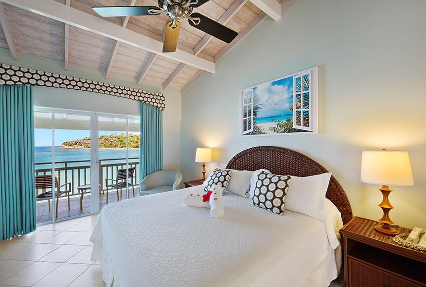 Pineapple Beach Club - Pineapple Beach Club Antigua - Waterfront Room