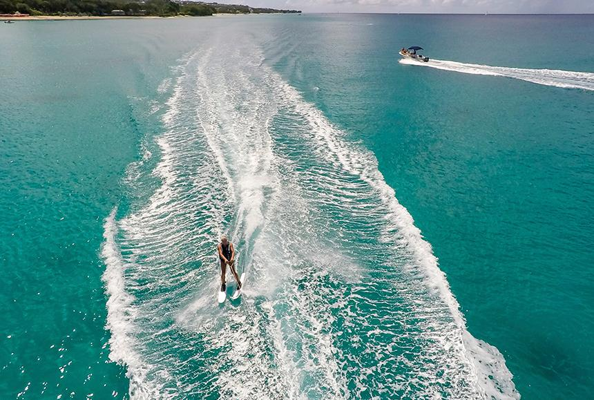 The Club-The Club - Waterskiing